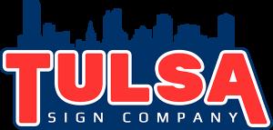 Tulsa Sign Company Logo